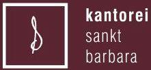 Kantorei Sankt Barbara