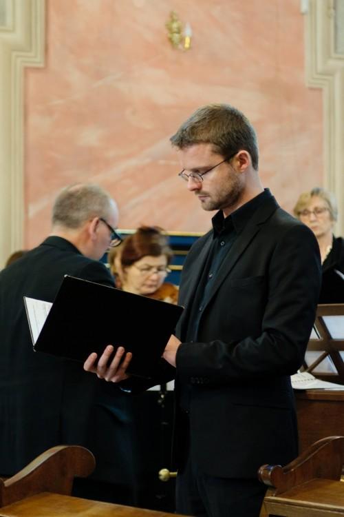 Michał Staromiejski, KSB, 06.03.2016 (fot. Adrianna Dobosz)