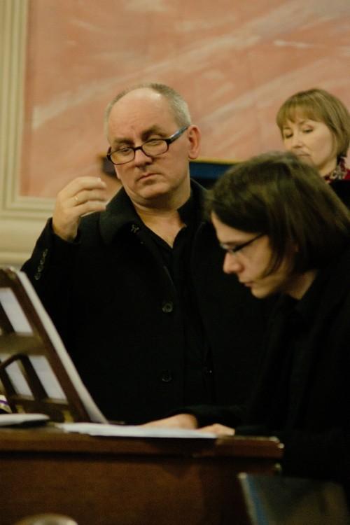 Wiesław Delimat, Filip Presseisen, 06.03.2016 (fot. Adrianna Dobosz)