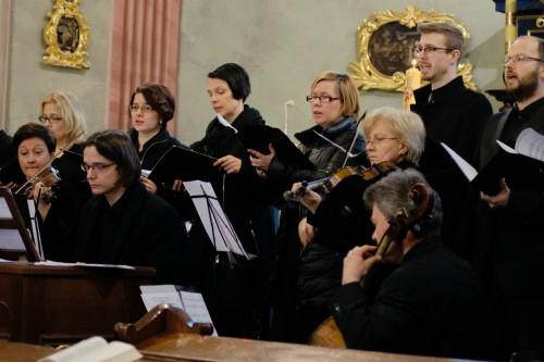 Kantorei Sankt Barbara, 06.03.2016 (fot. Adrianna Dobosz)